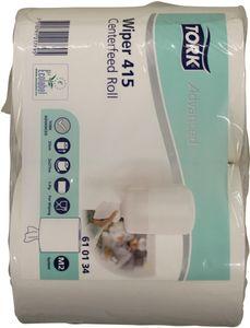 Tork Mehrzweck Papierwischtücher Innenabrollung 2x275m 1-lagig weiß 610134
