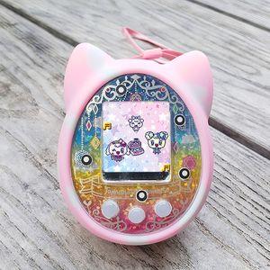 Schutzhš¹lle Shell Silikonhš¹lle Pet Game Machine Hš¹lle fš¹r Tamagotchi Cartoon Electronic Pet Game Machine