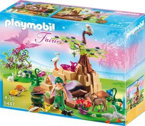 PLAYMOBIL - Zaubertrankfee Elixia im Tierwäldchen