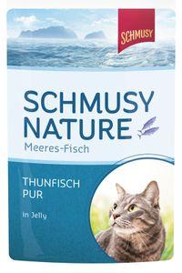Schmusy Frischebeutel Fisch Thunfisch pur  100g (Menge: 1 je Bestelleinheit)