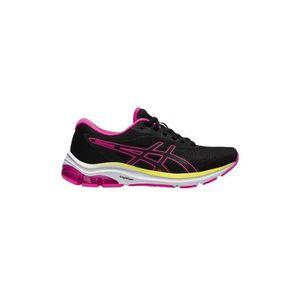 ASICS Gel-Pulse 12 Laufschuh Damen Erwachsene schwarz / pink 9 US - 40.5 EU