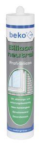 Beko Silicon neutral 310 ml TRANSPARENT