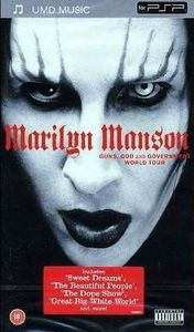 Marilyn Manson - Guns, God and Government  [UMD]