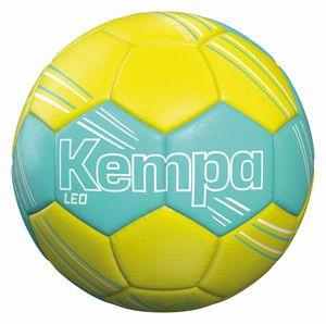 Kempa Leo Basic Profile Handball fluo orange/schwarz 3