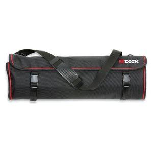 Dick Messerset Messer-Rolltasche Aufbewahrung für 11 Messer Textil-Messertasche