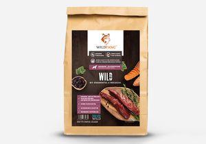 getreidefreies Trockenfutter Wild mit Süßkartoffel & Maulbeere : 2 kg