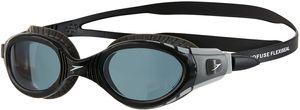 speedo Futura Biofuse Flexiseal Brille cool grey/black/smoke