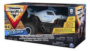 Monster Jam monstertruck RC Megalodon 2,4 Ghz 1:24 blau/schwarz