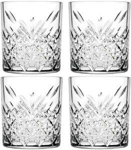 Pasabahce Kristallglas 4er Set TIMELESS