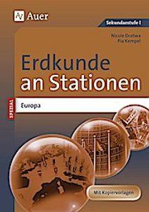 Erdkunde an Stationen Spezial Europa
