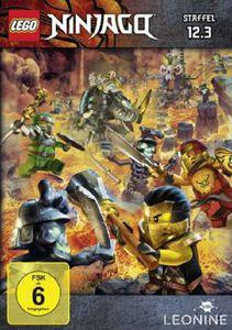 Various - LEGO Ninjago Staffel 12.3 - Digital Video Disc