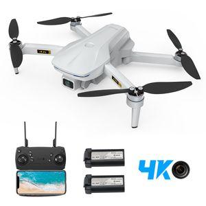 EACHINE EX5 Drohne mit Kamera 4K GPS WiFi 1KM FPV 60 Min. Flugzeit Brushless 229g Ultraleichte Faltdrohne Verfolgermodus Automatische Rückkehr Gestenerkennung OptischePositionierung Einstiegsdrohne - 2.4G 2xBatterien 1000m