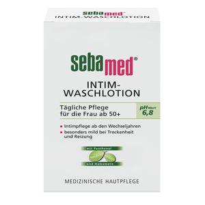 Sebamed Intim Waschlotion pH 6.8 Pflege für die Frau ab 50 200ml
