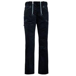 FHB GRETA Damen-Zunfthose Genuacord schwarz Gr. 40