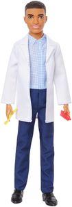 Barbie Ken Zahnarzt Puppe