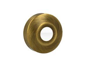 tecuro DESIGN-Hahnrosette (3/4 ) Ø 27 mm x Ø 67 mm x 30 mm - bronze