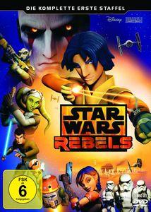 Star Wars - Die komplette erste Staffel DVD