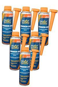 INOX® Common Rail Diesel Systemreiniger und Schutz Additiv für Dieselmotoren - 6 x 250ml