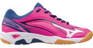 Mizuno Wave Ghost X1 Indoorschuhe Pink - Damen, Größe:39
