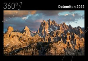 360° Dolomiten Premiumkalender 2022
