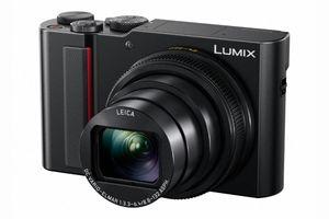 Panasonic Lumix DC-TZ200, 20,1 MP, 4864 x 3648 Pixel, MOS, 15x, 4K Ultra HD, Schwarz