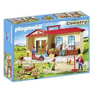 Playmobil 4897 Country -  Mitnehm-Bauernhof