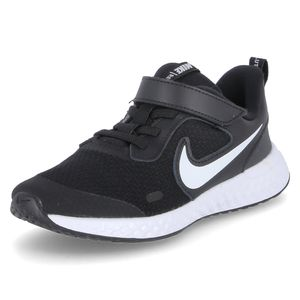 Nike Revolution 5 (Psv) Black/White-Anthracite Black/White-Anthracite 35
