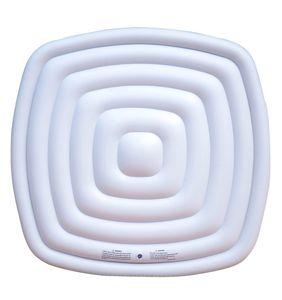 Miweba MSpa Whirlpool B0302010N aufblasbare Abdeckung 165x165 cm quadratisch