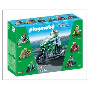 Playmobil Sports Bike, 4 Jahr(e), Junge/Mädchen