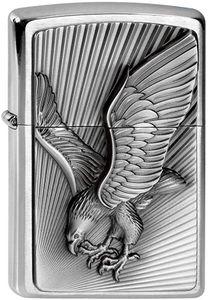 ZIPPO ® Feuerzeug 2003979 Eagle 2013 Emblem Adler