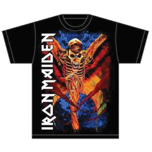 Iron Maiden Vampyr Mens T Shirt: X Large
