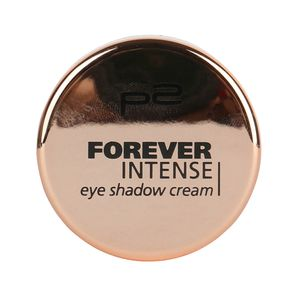 P2 Make-up Augen Lidschatten Forever Intense Eye Shadow Cream 833342, Farbe: 020 just as you are, 45 g