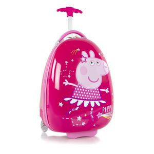 Heys  Kids Peppa Pig Trolley 46 cm   2 Rollen 16 l - Pink