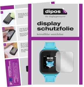 Schutzfolie für TCL Movetime Family Watch MT40S Display Folie klar