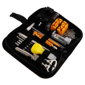 1 Sets Uhrreparatur werkzeugsatz  Reparaturwerkzeug-Kit für Uhren Uhrmacherwerkzeuge