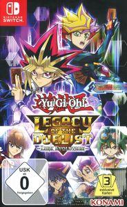 Yu-Gi-Oh! Legacy of the Duelist - Nintendo Switch