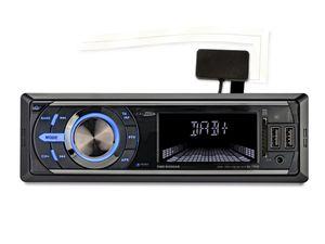 Caliber Autoradio - DAB+ - FM-Radio - 4X 75W (RMD049DAB)
