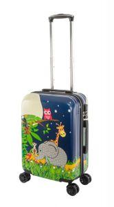 Travelhouse - Happy Children - Elephant - Kinderkoffer Kindertrolley 41L