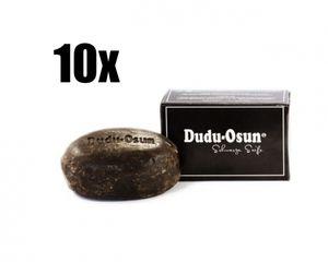 Schwarze Seife - Dudu Osun - 10x 150g