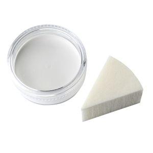 Premium Aqua Make Up Weiß 14g mit passenden Schwamm
