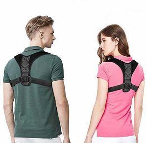Haltungskorrektur, Geradehalter zur Schultergurt Rückenstütze und Schulter Haltungskorrektur Linderung von Rückenschmerzen, Verstellbare Haltungskorrektur Rücken Damen und Herren