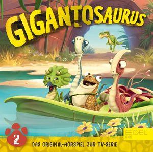 Gigantosaurus - Gigantosaurus(2)HSP-TV-Die Geheimnisvolle Höhle - CD