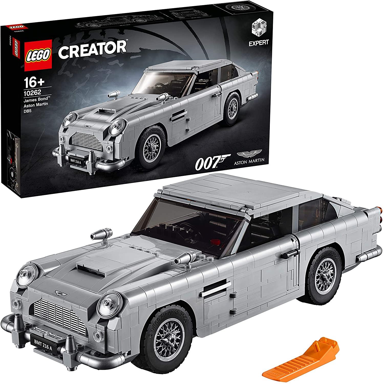 Lego Creator James Bond Aston Martin Db5 Kaufland De