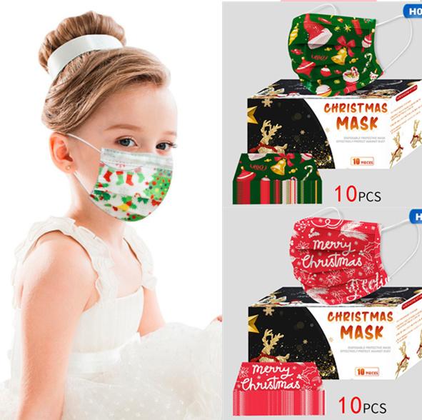 Einweg Kinder Weihnachten Einweg Mund und Nasenschutz staubdicht,Mann und Frau bunt f/ür Erwachsene 4-lagig Face-Mouth Cover Sommerschal