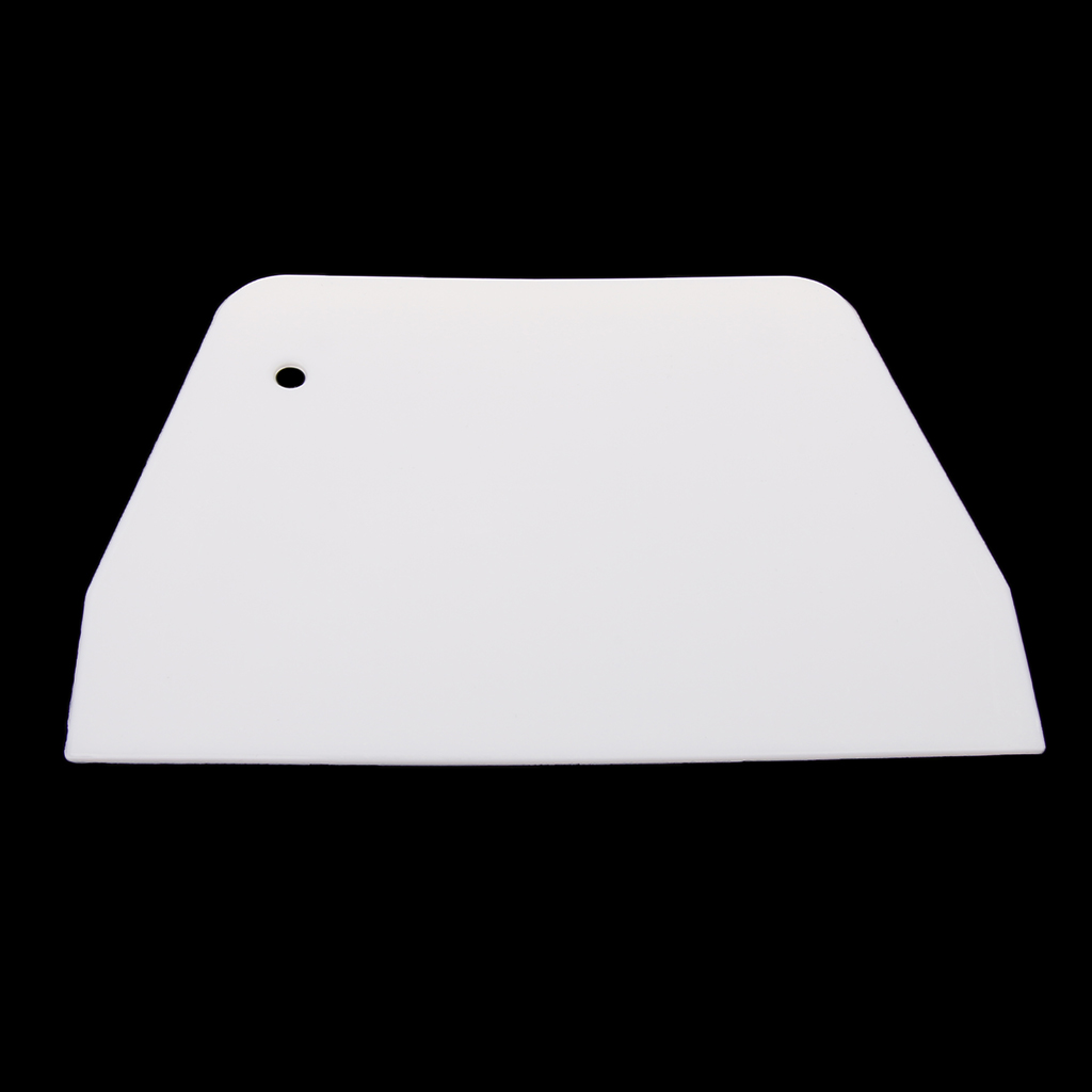 Teigschneider Edelstahl Teigschaberkarte Teigspachtel HENDI Teigschneider Geschirrsp/ülmaschinengeeignet 150x110mm mit Polypropylen Griff