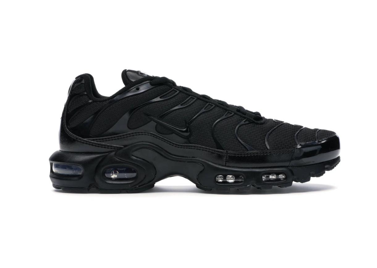 Nike Air Max Plus TN EUR Gr.20 Schuhe Sneaker NEU Herren Schwarz