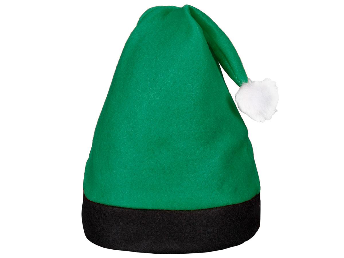 Weihnachtsmütze Santa switch umkehrbar rot//grün