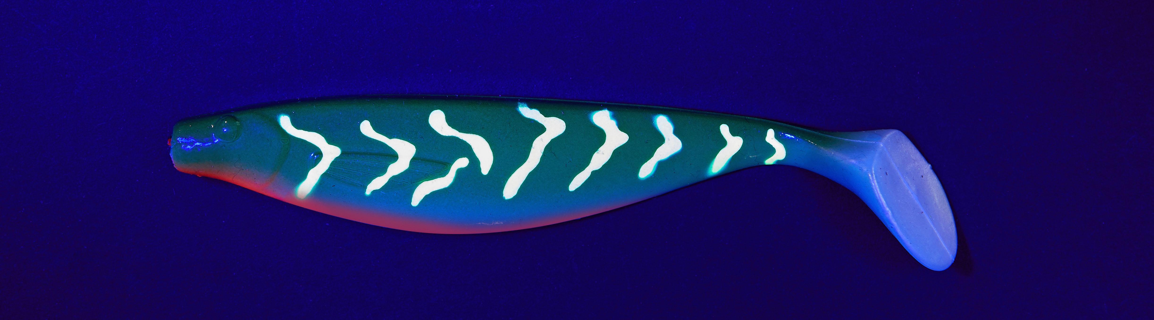 MK Majo Booster 10 cm UV Pike