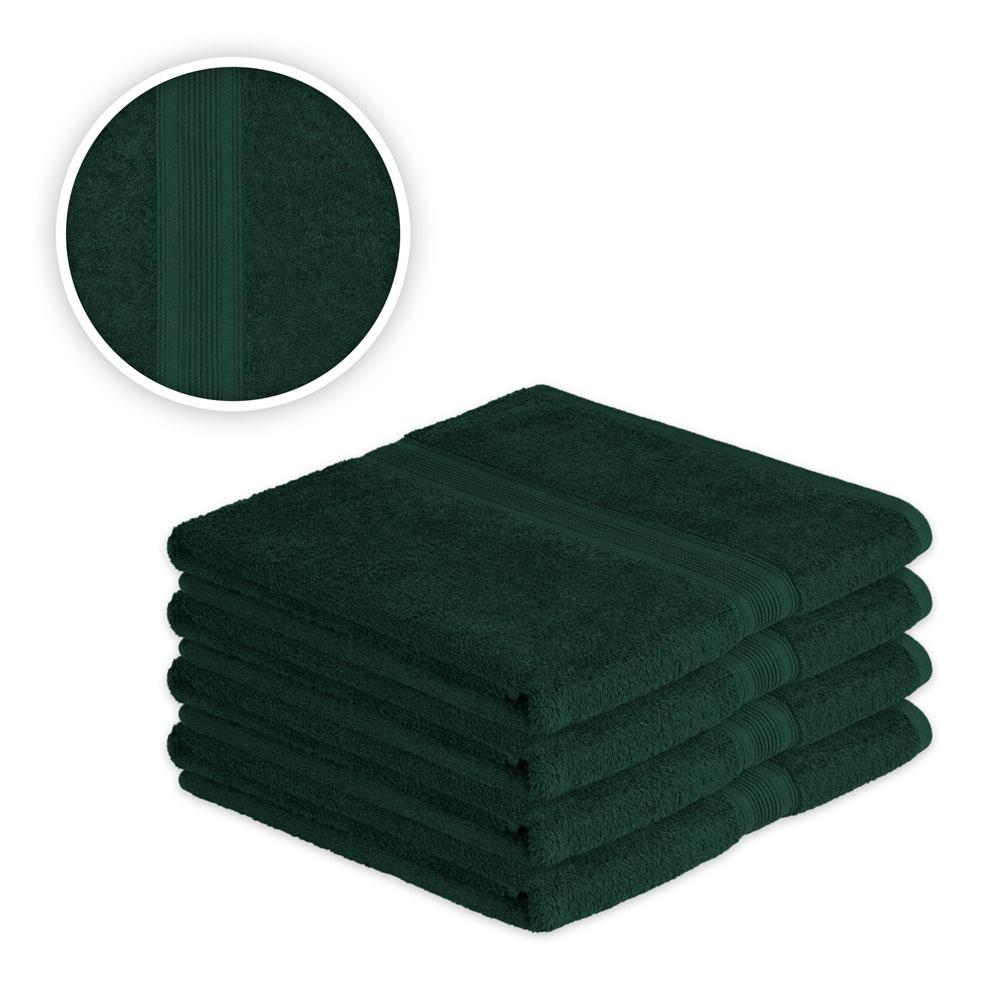 Markcur Handt/ücher Sauna-Handtuch 34x73 cm 100/% Baumwolle 500g//m/² Weiche Atmungsaktive Absorbierende in Farbe Blau