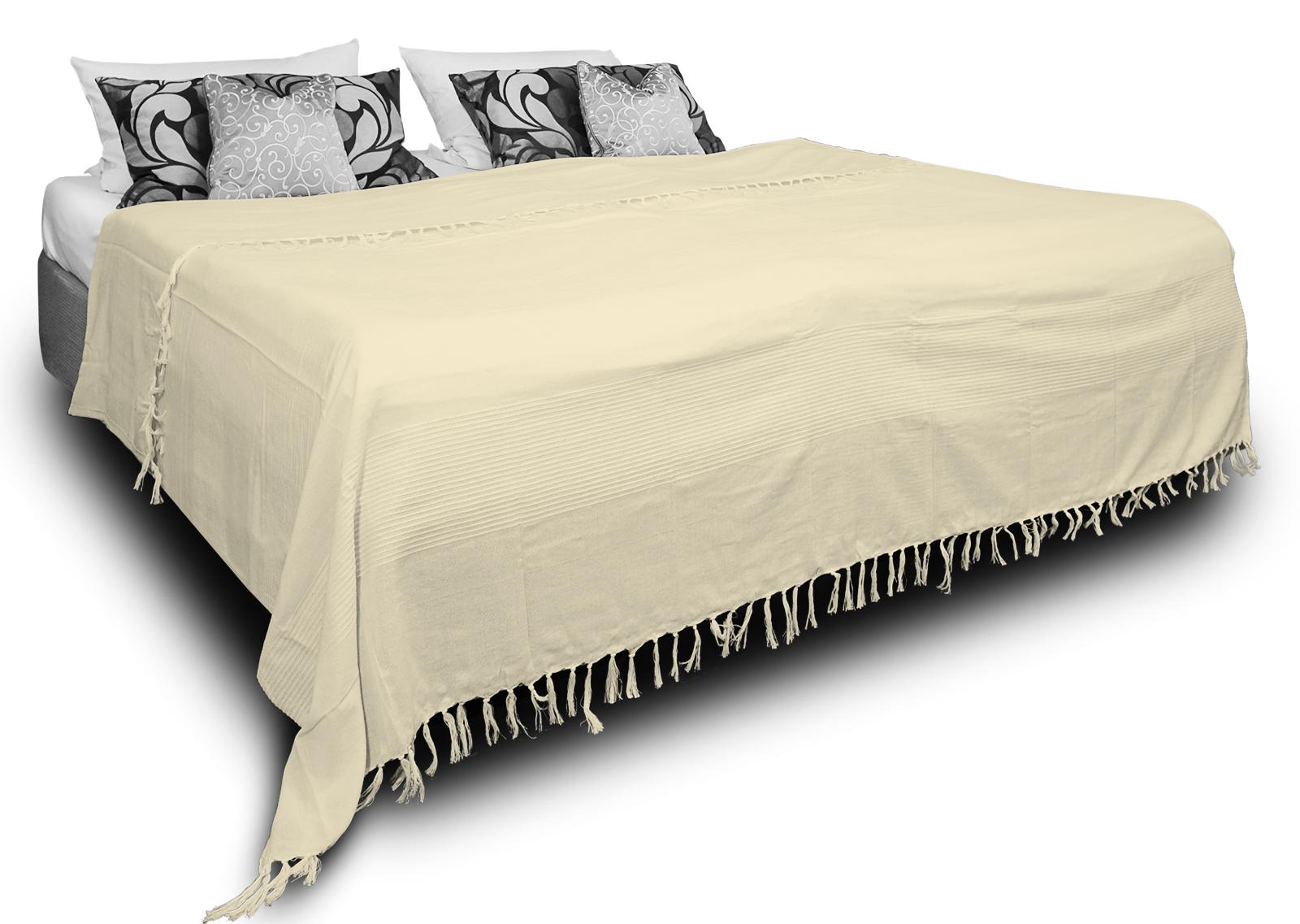 Wohndecke aus Mikrofaser mit Ultraschall gen/äht Bett/überwurf 220x240 cm f/ür Bett als Steppdecke Sommer Komfort und Weich Bedsure Tagesdecke 220 240 beige Schlafzimmer